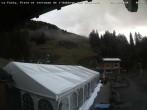 Archiv Foto Webcam La Fouly: Talstation und Auberge des Glaciers 02:00