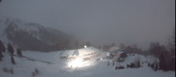 Archived image Webcam top station Heideralm 12:00