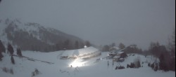 Archived image Webcam top station Heideralm 16:00