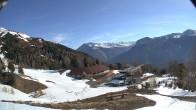 Archiv Foto Webcam Bergstation Haideralm 02:00