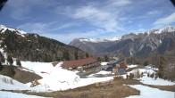 Archiv Foto Webcam Bergstation Haideralm 08:00