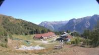 Archiv Foto Webcam Bergstation Haideralm 04:00