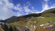 Archiv Foto Webcam Haideralm: Talabfahrt nach St. Valentin 02:00