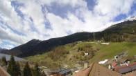 Archiv Foto Webcam Haideralm: Talabfahrt nach St. Valentin 04:00