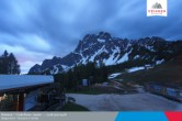 Archived image Webcam Mountain view from the Rotwand 22:00