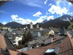 Archived image Webcam View of San Candido 08:00