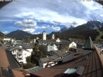 Archived image Webcam View of San Candido 10:00