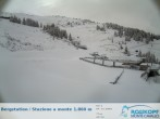 Archiv Foto Webcam Bergstation (1860m) 03:00
