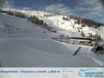 Archiv Foto Webcam Bergstation (1860m) 09:00