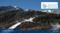 Archiv Foto Webcam Schnalstal: Talstation Gletscherbahn 03:00