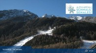 Archiv Foto Webcam Schnalstal: Talstation Gletscherbahn 05:00