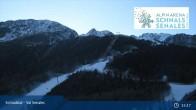 Archiv Foto Webcam Schnalstal: Talstation Gletscherbahn 09:00