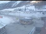 Archiv Foto Webcam Talstation Kurzras am Schnalstaler Gletscher 02:00