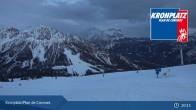 Archiv Foto Webcam Kronplatz - Ausblick Skigebiet 21:00