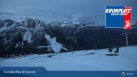 Archiv Foto Webcam Kronplatz - Ausblick Skigebiet 23:00