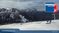 Archiv Foto Webcam Kronplatz - Ausblick Skigebiet 01:00