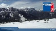 Archiv Foto Webcam Kronplatz - Ausblick Skigebiet 03:00