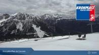 Archiv Foto Webcam Kronplatz - Ausblick Skigebiet 09:00