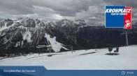 Archiv Foto Webcam Kronplatz - Ausblick Skigebiet 11:00