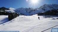 Archiv Foto Webcam Kabinenbahn Alm-Express 08:00