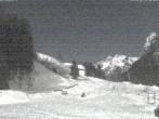 Archiv Foto Webcam Ladurns: Talabfahrt 18:00