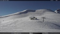 "Archiv Foto Webcam Fassatal - Moena - Ankunft des Sessellifts ""Piavac"" 04:00"