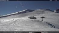 "Archiv Foto Webcam Fassatal - Moena - Ankunft des Sessellifts ""Piavac"" 06:00"