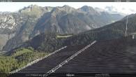 Archiv Foto Webcam Mittelstation Alpe di Lusia Moena 09:00