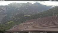 Archiv Foto Webcam Mittelstation Alpe di Lusia Moena 11:00