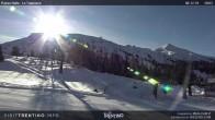 """Archiv Foto Webcam Carosello delle Malghe - Rollepass - """"Le Pale"""" 04:00"""