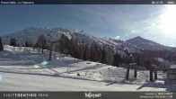 """Archiv Foto Webcam Carosello delle Malghe - Rollepass - """"Le Pale"""" 08:00"""