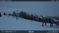 """Archiv Foto Webcam Carosello delle Malghe - Rollepass - """"Le Pale"""" 02:00"""