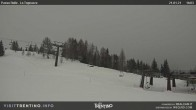 """Archiv Foto Webcam Carosello delle Malghe - Rollepass - """"Le Pale"""" 10:00"""