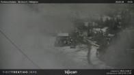 """Archiv Foto Webcam Fassatal - San Pelegrino - Panorama der Skipisten und Aufstiegsanlagen des """"San Pellegrino Pass"""" 06:00"""
