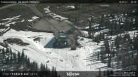 Archiv Foto Webcam Fassatal: San Pellegrino Pass 02:00