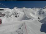 Archiv Foto Webcam Presena Gletscher 10:00