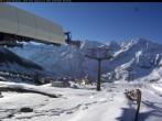 Archiv Foto Webcam Adamello Ski - Valbiolo (2240m) 02:00