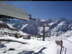 Archiv Foto Webcam Adamello Ski - Valbiolo (2240m) 04:00