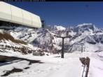 Archiv Foto Webcam Adamello Ski - Valbiolo (2240m) 08:00