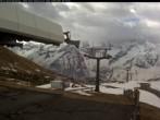 Archiv Foto Webcam Adamello Ski - Valbiolo (2240m) 07:00