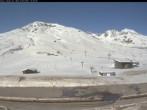 Archiv Foto Webcam Skigebiet Passo del Tonale 08:00