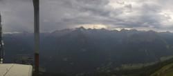 Archiv Foto Webcam Panoramablick Doss del Sabion 12:00