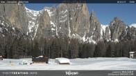 Archiv Foto Webcam Vigo di Fassa - Kinderpark 06:00