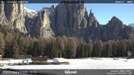Archiv Foto Webcam Vigo di Fassa - Kinderpark 02:00