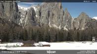 Archiv Foto Webcam Vigo di Fassa - Kinderpark 08:00