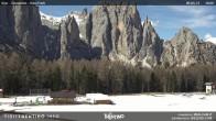 Archiv Foto Webcam Vigo di Fassa - Kinderpark 10:00