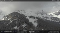 Archiv Foto Webcam Vigo di Fassa - Pra Martin 08:00