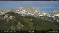 Archived image Webcam Vigo di Fassa - Cigolade 02:00