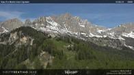 Archived image Webcam Vigo di Fassa - Cigolade 04:00