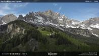 Archived image Webcam Vigo di Fassa - Cigolade 06:00